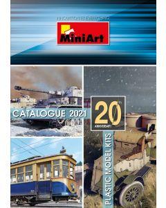 Kataloger, Miniart Katalog 2021, MIAKAT21