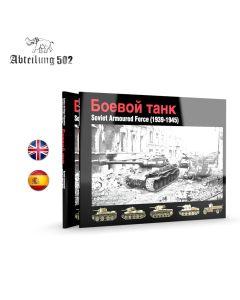 Bøker, The Soviet Armoured Forces 1939-1945, ABT609