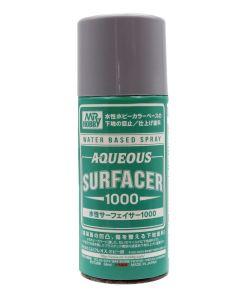 Mr. Hobby, Aqueous Water Based Surfacer 1000 Grey, 170 ml, MRHB611