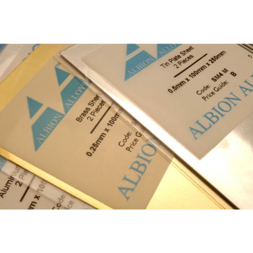 Metallprofiler, , ALBSM6M