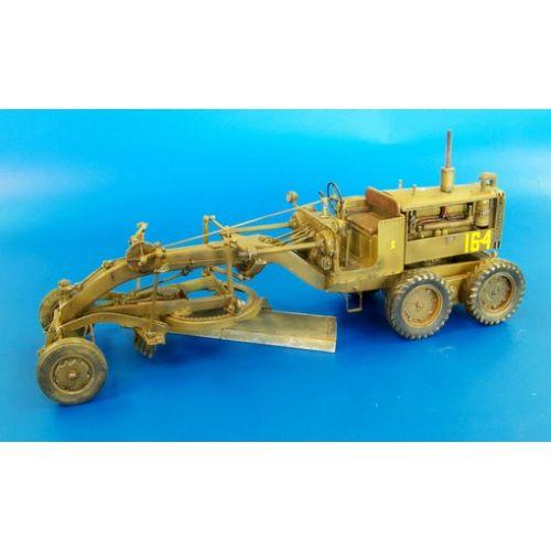Plastbyggesett, U.S. Motor Grader 1/35, PLM426