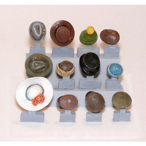 Plastbyggesett, Hats 1/35, PLM412