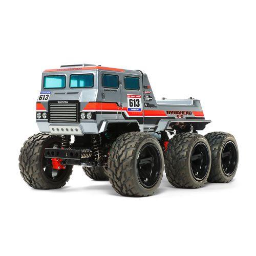 Tamiya RC Bil, tamiya-58660-dynahead-6-x-6-g6-01tr-chassis-1-18-scale, TAM58660