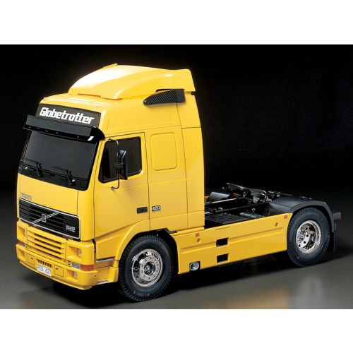Tamiya RC Lastebil, tamiya-23647-600-volvo-fh12-6x2-full-option-ready-made-version-scale-1-14, TAM23647