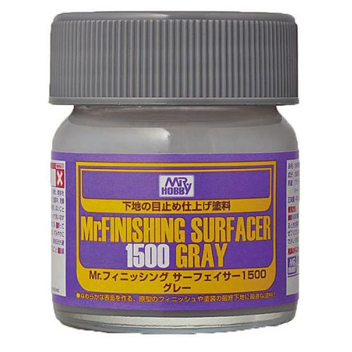 Mr. Hobby, mr-hobby-sf-289-mr-finishing-surfacer-1500-gray-40-ml, MRHSF289