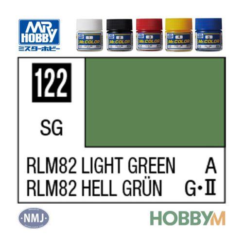 Mr. Hobby, , MRHC122