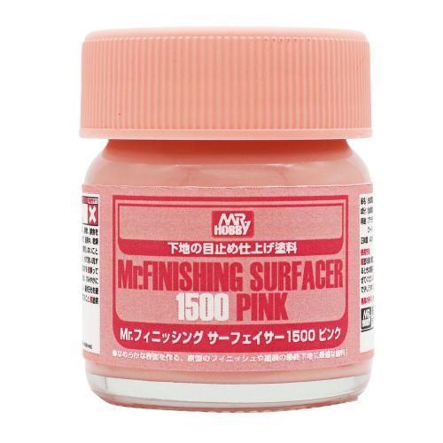 Mr. Hobby, mr-hobby-sf-292-mr-finishing-surfacer-1500-pink-40-ml, MRHSF292